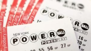 New York Powerball tickets